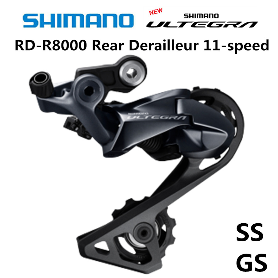 SHIMANO ULTEGRA RD R8000 Rear Derailleur Road Bike R8000 SS GS Road bicycle Derailleurs 11 Speed