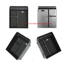 Нескользящие центральной подлокотник-органайзер контейнер для хранения холодильник Обложка Коврик для toyota Land Cruiser Prado FJ 120 FJ120 120 2003-2009
