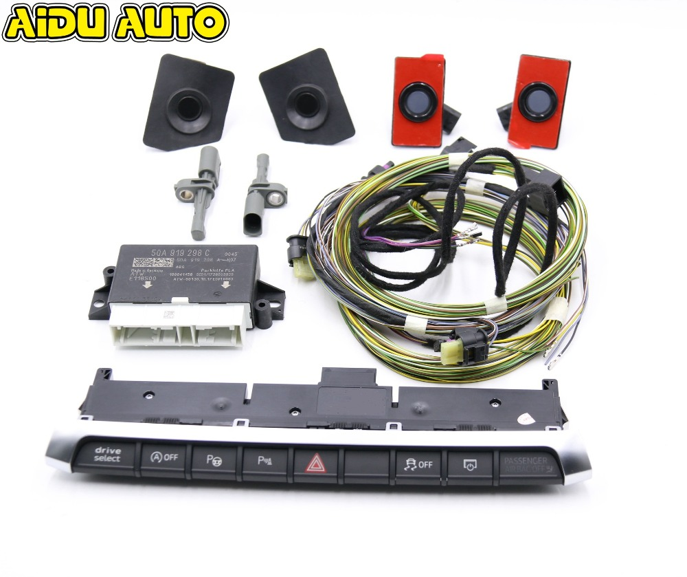 8K TO 12 K AUTO Parking KIT PDC PLA 2.0 3.0 OPS For AUDI A3 8V