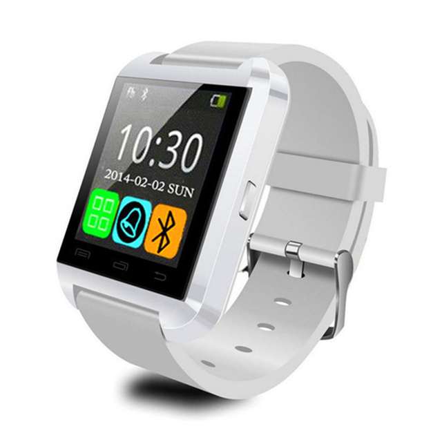 Promotion Bluetooth Smart Watch U8 MTK Handsfree Digital-watch Sports Wristband for Android Phone  with Retail Box