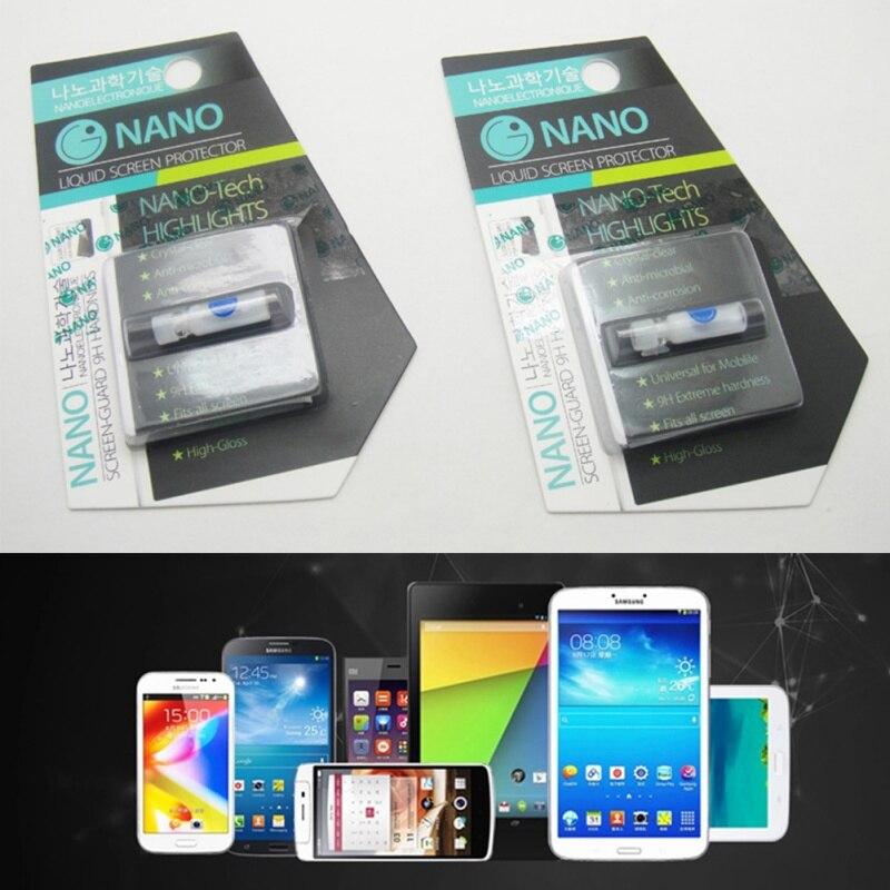 NANO Tech Liquid Screen Protector Invisible Shield for Smartphones