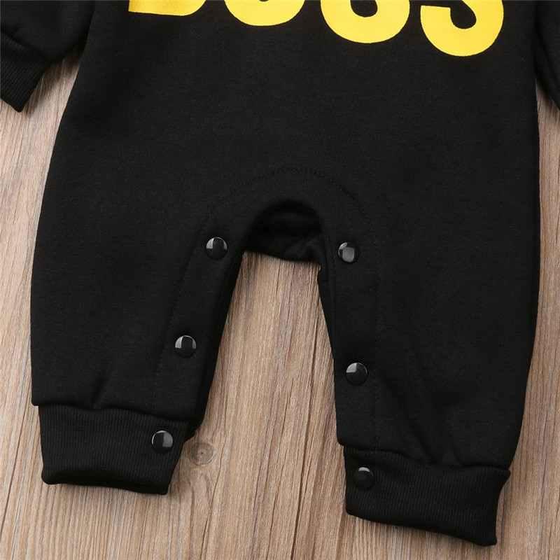 Осенне-зимняя одежда для новорожденных; Комбинезоны для маленьких мальчиков; хлопковые комбинезоны с длинными рукавами; мини-комбинезоны с капюшоном