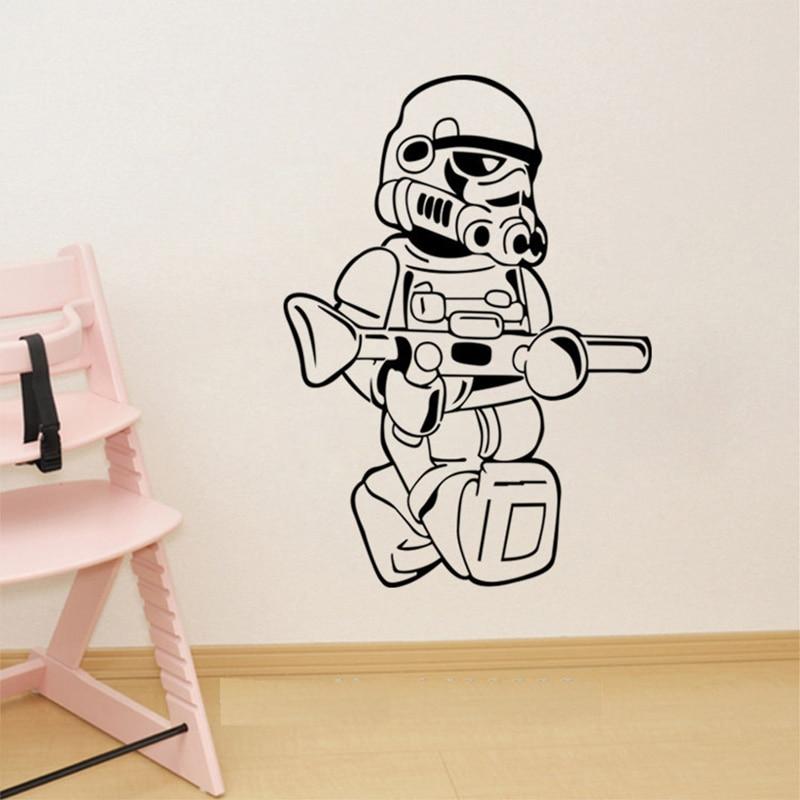 Star Wars Vinyl Decoration