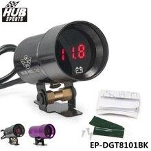 37 мм-компактный Micro Digital Копченый Объектив Volt Батарея калибра черный, фиолетовый для toyota mr2 sw20 90-95 hu-dgt8101