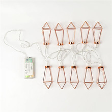 10led/20led Decorative Diamond LED String Lights