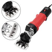 680W 13 Teeth Sheep Shears 6 Speed with Extra Tooth Blade Electric Sheep Goat Shearing Machine Sheep Clipper Cutter Wool Scissor