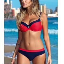 Sexy Push Up Bikini Set New Micro Swim Suit Bathing Women Beachwear Diamond Swimsuit Brazilian Swimwear Bikinis 2018 Mujer