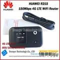 Wholesale Original Unlock LTE FDD 150Mbps Vodafone R215 4G LTE WiFi Router Support LTE FDD 800/1800/2600MHz