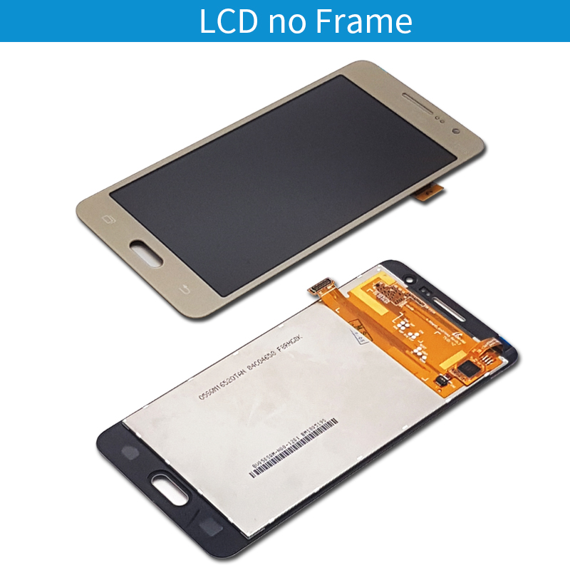 Image 3 - For Samsung GALAXY Grand Prime display g530 lcd display Touch Screen digitizer Assembly G531H G531f G531FZ display Repair Parts-in Mobile Phone LCD Screens from Cellphones & Telecommunications