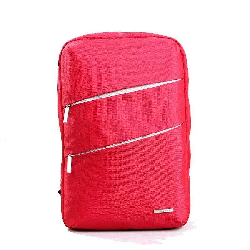 Kingsons Waterproof Men Women Laptop Backpack for Macbook Pro 15 Lightweight Compact Backpack 14 14.1 inch Computer Bag compact fashion waterproof men backpack