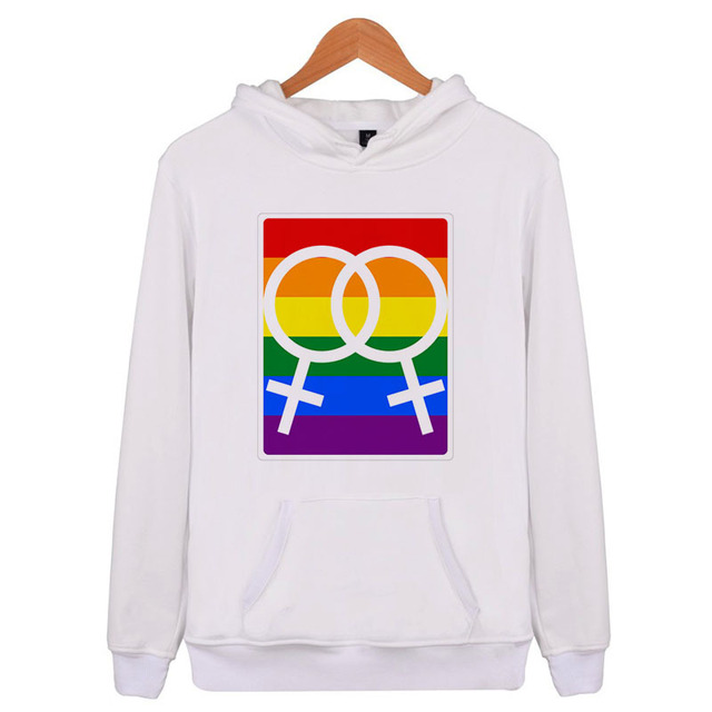 Best Price Gay Pride Female Symbol Winter Autumn Designer