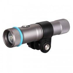 X-Adventurer M1000-WRA Smart Fokus Video Licht (Breite licht + Rotes licht + Auto-Abschaltung)