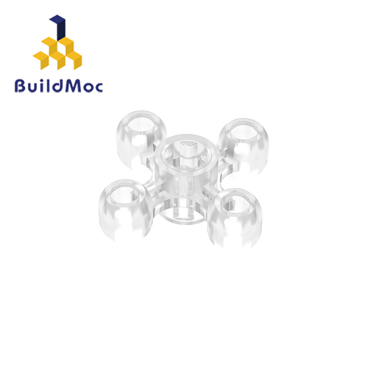 BuildMOC Compatible Assembles Particles 32072 For Building Blocks DIY LOGO Educational High-Tech Spare Toys