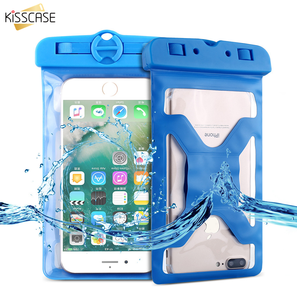 Cellphones & Telecommunications Phone Pouch Luminous Waterproof Bag Underwater Pouch Phone Case For Iphone Samsung Galaxy Huawei Xiaomi Redmi Cell Phone Universal All Model