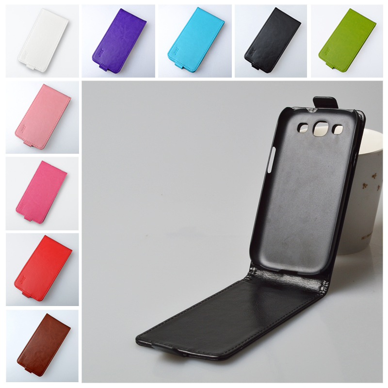 Für Samsung Galaxy S3 SIII i9300 i9300i i9301 flip-cover ledertasche für Samsung...