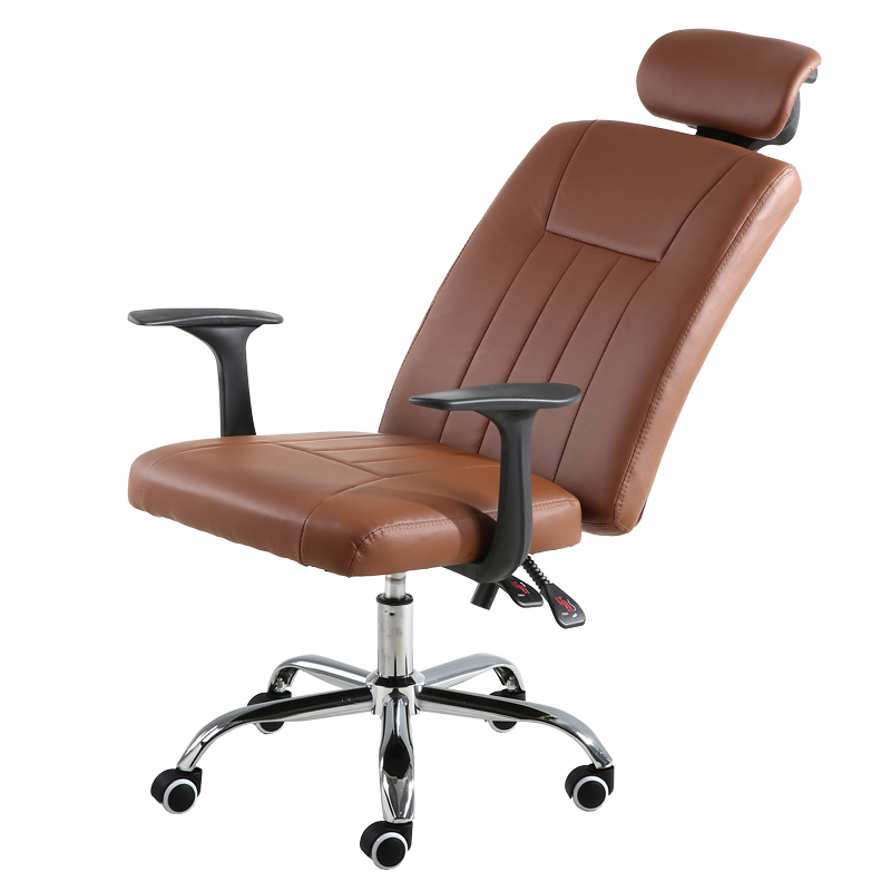 Sillon Stool Stoelen Cadir Ergonomic boss T Shirt Fotel Biurowy Sedie Escritorio Lol Leather Cadeira Silla Gaming Computer Chair in Office Chairs from Furniture