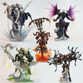 Final Fantasy 13 XIII Summoned Animal Beast Shiva Odin Brynhild Bahamut Alexander Hecatonchires PVC Action Figure Toy Collection