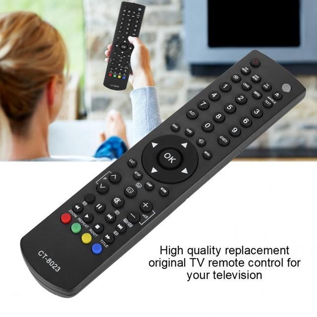 החלפת שירות Ultra HD טלוויזיה חכמה עבור Toshiba CT 8023 שלט רחוק