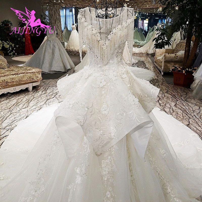 US $291 0  AIJINGYU Pakistani Bridal Vintage Gowns 2019 Online Discount  Sexy Real Picture Taiwan Best Bride Pakistani Wedding Dresses-in Wedding