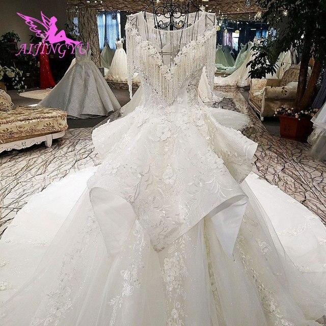 f712dd161df70 AIJINGYU Pakistani Bridal Vintage Gowns 2019 Online Discount Sexy Real  Picture Taiwan Best Bride Pakistani Wedding Dresses