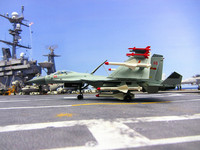 The 15 fighter model f 15 f 15 Chinese alloy aircraft model aircraft carrier aircraft model 1:72