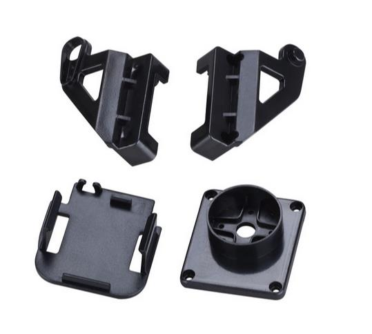 10sets Servo bracket PT Pan/Tilt Camera Platform Anti-Vibration Camera Mount for Aircraft FPV dedicated nylon PTZ for 9G SG90