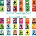 Карточка для скрещивания животных Amiibo карточка для игр серии NS 4 (от 301 до 330)