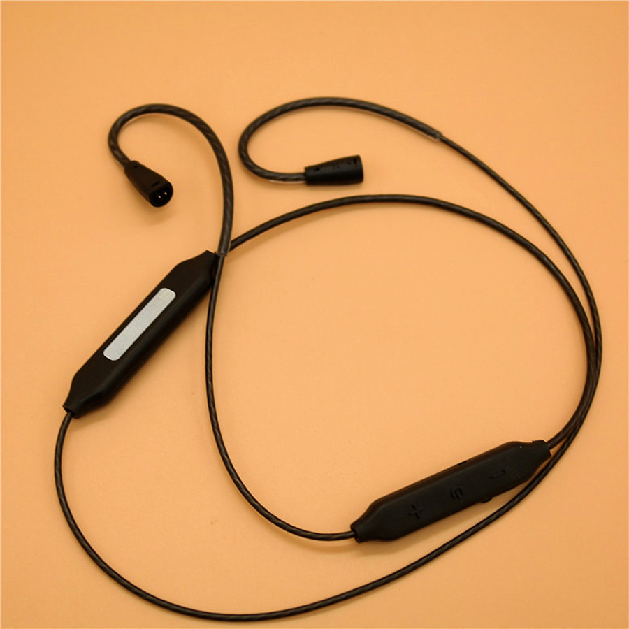 hight resolution of apt x csr8645 ie80 bluetooth cable for sennheiser ie80 ie8i ie8 earphone headset wireless aptx