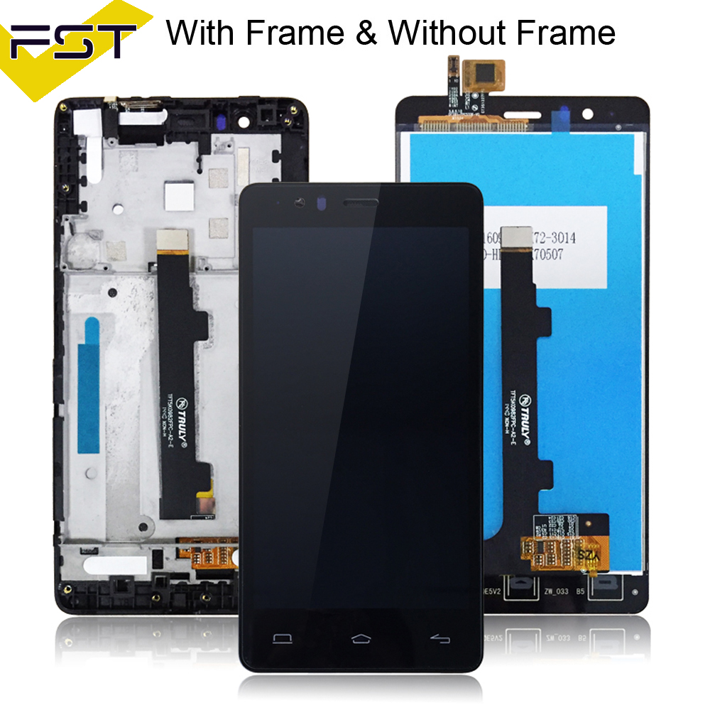 LCD Pantalla Tactil Con Marco For BQ Aquaris E5 4G 0982 TFT5K0982FPC A2 E LCD Display With Touch Screen Digitizer+Frame Mobile Phone LCD Screens    - title=