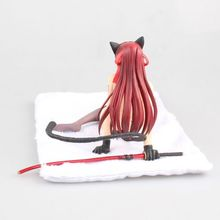 Fairy Tail Erza Scarlet Action Figure Toy