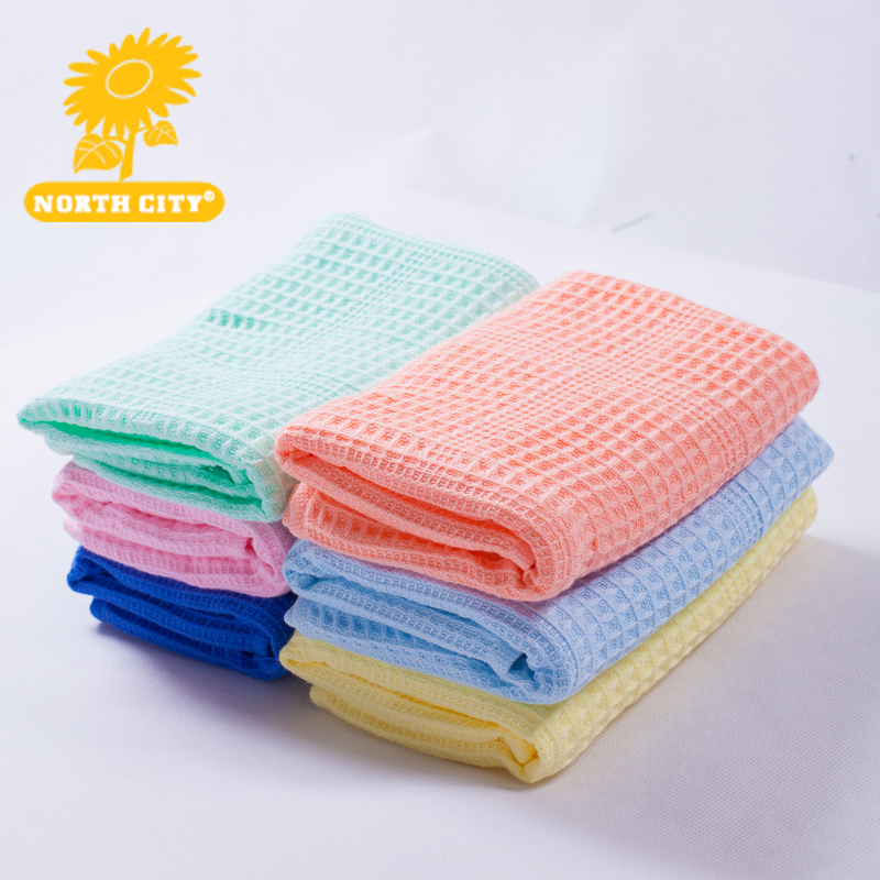 Small Towel: 2016 High Quality 6pcs/ Lot Kids Hand Towel Small Face