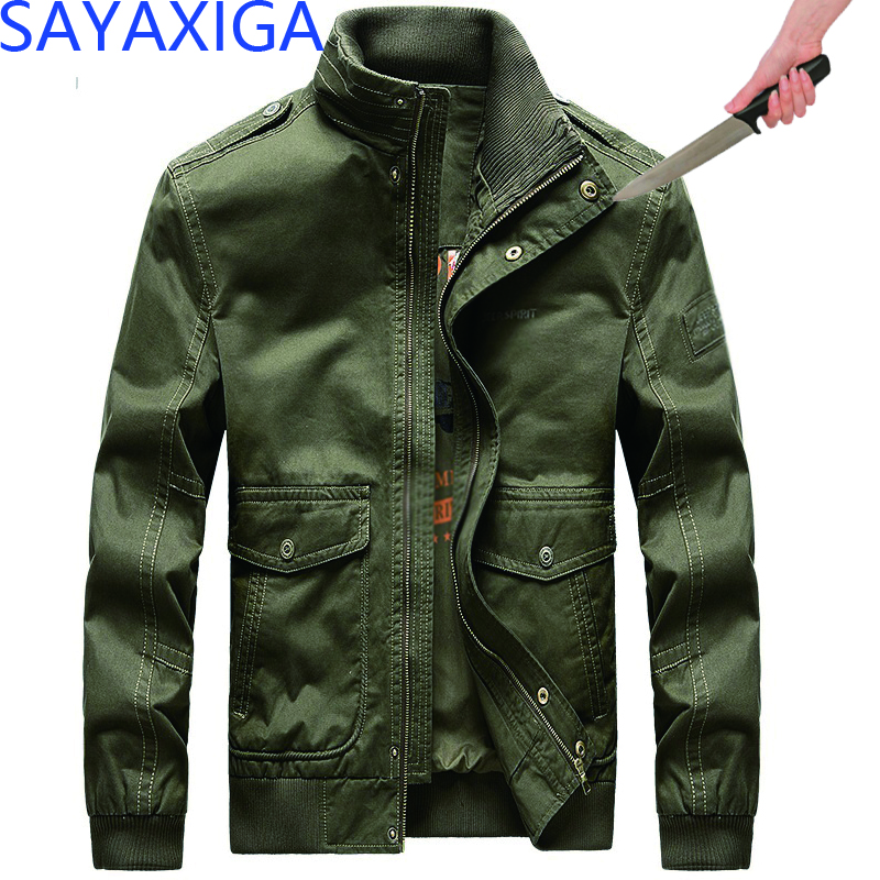 Hard-Working Self Defense Anti-cut Jacket Men Anti Stab Clothing Anti-sharp Cut Resistant Outfit Stealth Cutfree Stabfree Soft Jackets Coat Jackets & Coats
