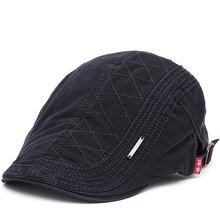 Новые осенние спортивные хлопковые береты для улицы, кепка s для мужчин, повседневная остроконечная Кепка с сеткой, береты с вышивкой, шапки, Кепка с якорем