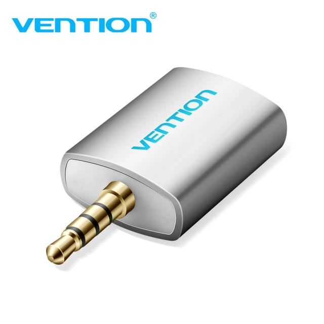 Adaptateur de connecteur de séparateur Audio d'écouteur de 3.5mm de Vention avec le micro 1 adaptateur Audio mâle à 2 femelle pour le téléphone portable de PC d'écouteur