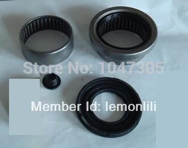 rear arm needle bearing NE70214 + DB70216 + oil seal + screw  for peugeot 206 auto bearing repair kit KS559.04