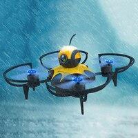 Ideafly F90 90 мм и мини Drone 25 МВт 40ch 600TVL Камера 4 оси FPV системы небольшой бесщеточный Двигатель Водонепроницаемый небьющиеся RC Racing Drone