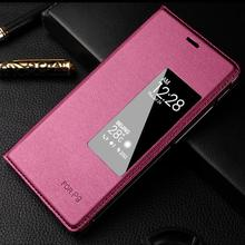 Luxury Brand For huawei P9 P8 Flip Leather Mobile Phone Bag Case Accessories For huawei ascend P9 case For huawei P8 Case cover