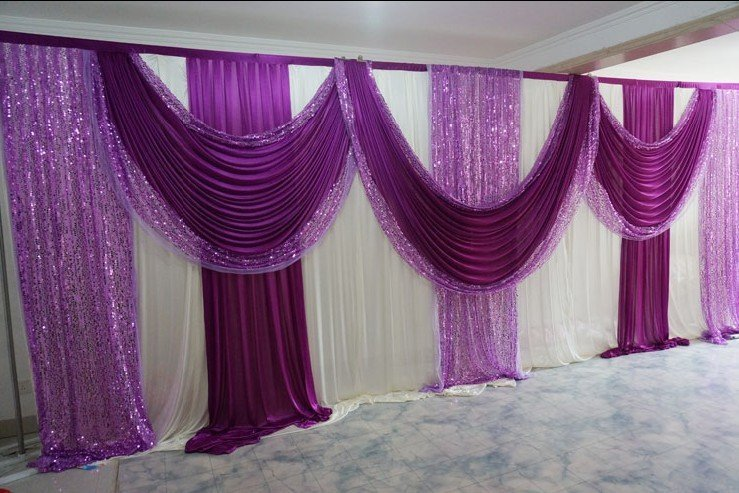 Online Buy Wholesale stage curtain design from China stage curtain ...