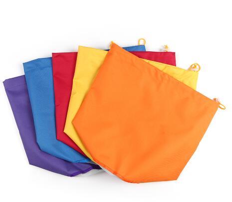 M 12 Colors Seedling Bag Fabrics Nursery Pots Seedling Raising Bags Garden Supplies Nutrition Cup