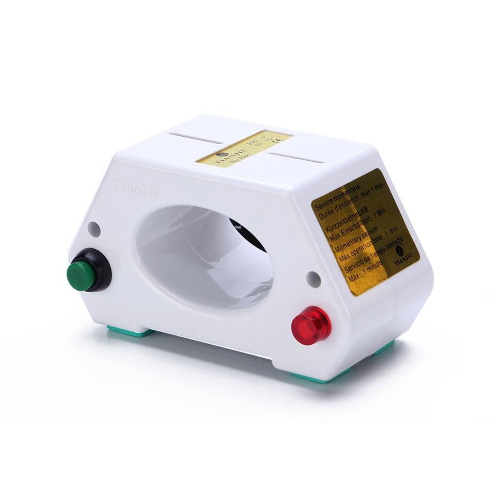 EU/US Type Demagnetizer Demagnetization Watch Machine Repairing Tool Watch Adjustment Time Degaussing Tool 2020