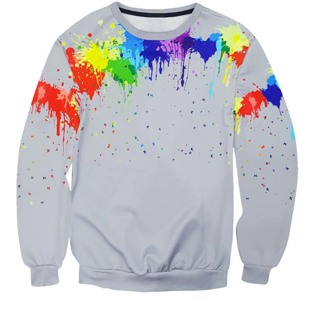 New Anime Naruto 3D sweatshirt