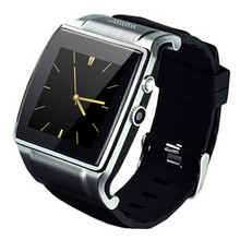 2016 neue Smart Uhr Hallo Uhr Smartwatch für Android Phone Smart Uhr Android Pedometer Schlaf-tracker FM Mp3/mp4 Player