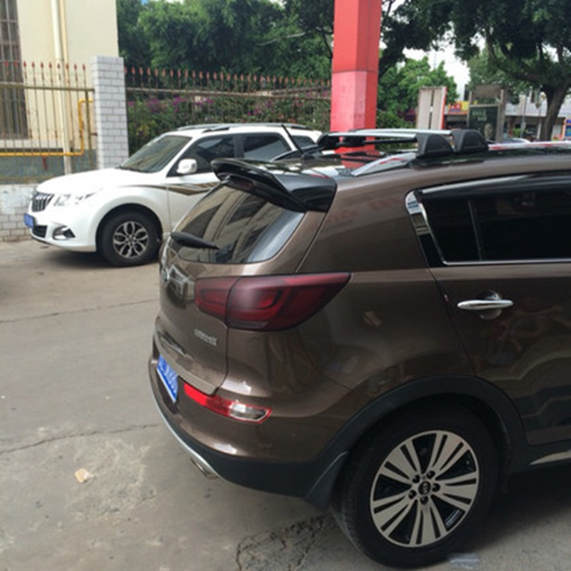 Car Styling For Kia Sportage R 2012 2013 2014 2015 ABS Plastic