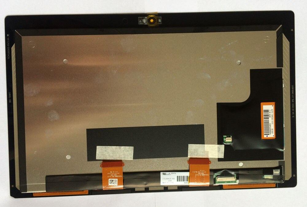 Entièrement nouveau pour Microsoft Surface PRO 1st 1514 LCD écran tactile numériseur verre assemblage tablette pc noir