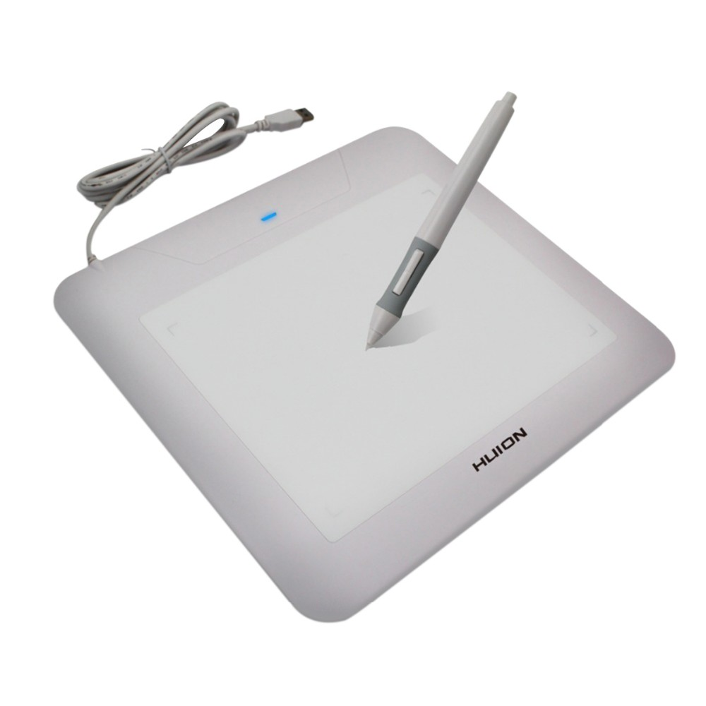 Huion 680S 8x6 Inches 4000LPI 200PRS 2048 Sensitivity Graphics Drawing Pen  Digital Tablet -in Digital Tablets from Computer & Office