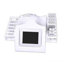 2019 Dual Wave длина 650 нм +% 26 980 нм липо лазер машина диод машина 12 прокладки жир уменьшение для салона использования