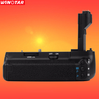 Pixel Vertax E6 Vertical Battery Grip Holder For Canon EOS 5D Mark II Camera DSLR As