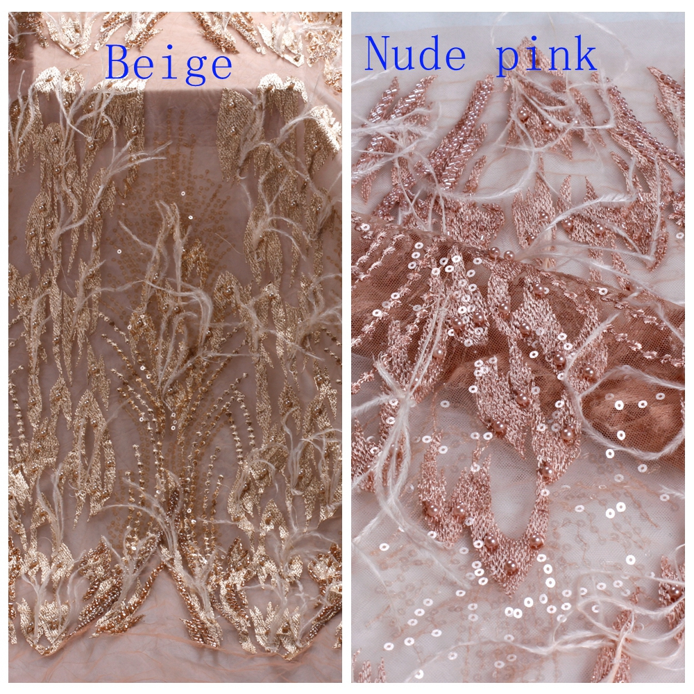 Restock Nude pink/beige fashion style Paris weekend show handmade - Arts, Crafts and Sewing - Photo 6