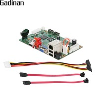 GADINAN H 265 Hi3536C NVR 25CH 5MP 8CH 4K 32CH 1080P Network Digital Video Recorder 4K