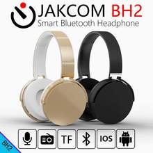 JAKCOM BH2 Smart Bluetooth Headset Hot sale in Earphones Headphones as bludio gaming head set(China)